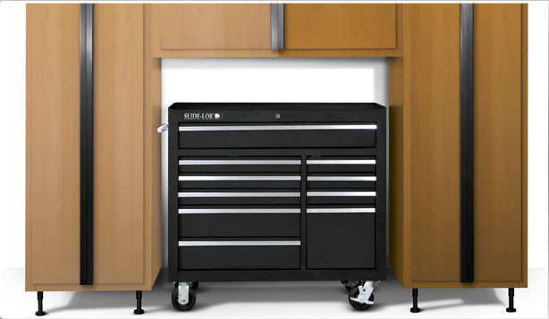Toolchest Garage Organization, Storage Cabinet  Indiana